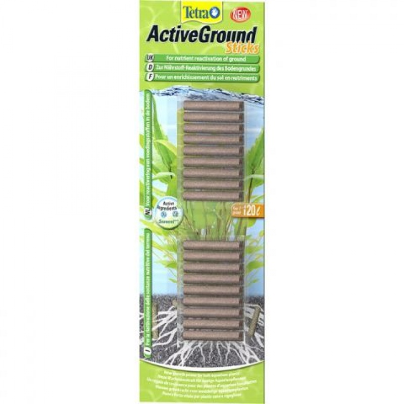Tetra ActiveGround Sticks 2*9шт удобрение Tet-245884